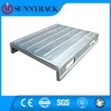 ISO9001 Warehouse Storage Steel Pallet for Pallet Rack