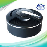 Black ABS Wireless Multimedia Mini Speaker 500mAh Lithium Battery