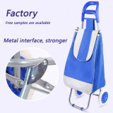 Light Weight Wheeled Foldable Multipurpose Easy Storage Shopping Trolley Bag