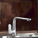 Contemporary Water Saving Brass Kitchen Tapware