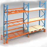 Pallet Rack with Frames and Beams