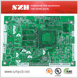 6L Immersion Gold Green Solder Mask PCB