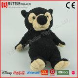 En71 Realistic Stuffed Animal Plush Black Bear Toy