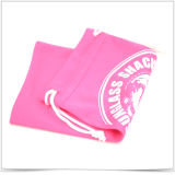 Screen Printing Microfiber Phone Pouch with Drawstring
