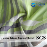 Chinese Manufacturer- 12mm 15%Silk 85%Cotton Rib-Stop Shirt Fabric