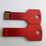 Key USB Flash Drive 1GB 2GB 4GB for Exhibition Gift