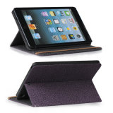 Factory Directly Selling Leather Tablet Case for iPad Case