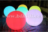 LED Inflatable Balloon, Ground Ceiling Round Advertising Balloon C3019