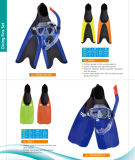 High Quality Diving Sets with Mask Snorkel and Fins