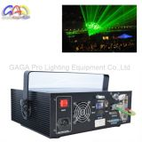 Animation Single Green Laser (GA-S-G500)