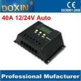 40A PWM Solar Charge Controller with LCD 12V/24V Auto Best Price