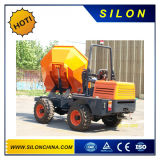 Mini Rubbish Truck 4X4 Garbage Truck with Self-Discharges Bucket