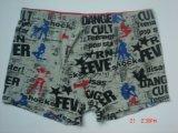 2016 BSCI Oeko-Tex 100 Men′s Underwear Boxer 041608 with Print