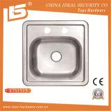 Overmount Stainless Steel Cupc Sink of Kts1515