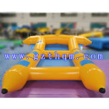 PVC Inflatable Flying Towable Fish/Inflatable Banana Flyfish