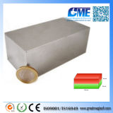 Rare Earth F100X50X40mm Strong N52 Block Magnet