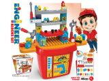 Kids Toy Tool Set Toy Bricks Set (H5931058)