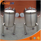 100L Stainless Steel Moveable Storage Tank