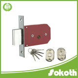 Red Cover Case Lock Body