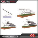 Eco Friendly Aluminum Solar Carport Frames (XL100)