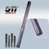 2 Flutes Coolant Spiral Reamer Solid Carbide Reamers