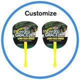 Custom PP PVC Hand Fan