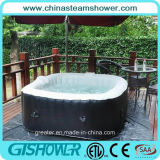 6 Person Outdoor Portable Inflatable Hot Tub (pH050015)
