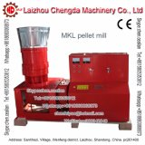 Ring Die Flat Die Roller Driven Pellet Machine with Ce