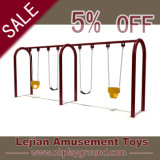 Ce Proved Four Seats Children Swing Equipment (QQ1502-5)
