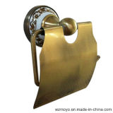 Bronze Colored Finish Toilet Paper Holder