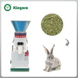 Small animal feed pellet machine