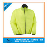 100% Polyester Lighiweight Windproof Breathable Cycling Jacket