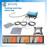 Marble Block Pushing Hydro Bag for Quarrying