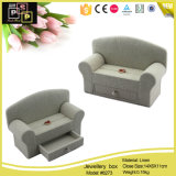 China Manufacturer Custom Reclining Chair Jewelry Box Set (8273)