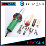 1600W Plastic Welder Gun Speed Nozzle Hot Air Welding Torch