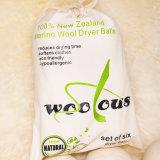 Eco-Friendly Chinese Manufacturer Australia Pure Handmade XL Organic Natural Eco Wool Dryer Ball