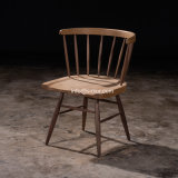 (SL-8113) Modern Solid Wood Dining Chair for Restaurant Dining Furniture Manufacturer