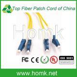 LC Duplex Fiber Patch Cord