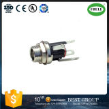 DC-025m Pin=2.0/2.5mm with Screw Thread Socket