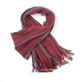 New Design Wholesale Custom Fashion Acrylic Knit Scarf