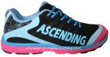 Athletic Footwear Ladies Gym Sports Shoes Outdoor Sneakers (515-9807)
