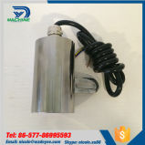 SS304 Pneumatic Actuator with Position Senor for Sanitary Process Valve