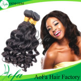 Fashion Body Wave Virgin Hiar Weaving Remy Human Hair Weft