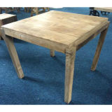 Antique Wooden Square Table Lwd548