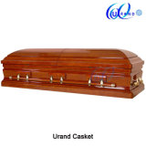 Top Seller Wholesale New Design Velvet Coffin and Casket