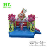 Happy Clown Inflatable Combo for Kids