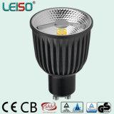 6W 95ra 2500k GU10 Lamparas for Commercial Lighting