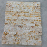 White Rusty Color Slate Cultured Ledgestone