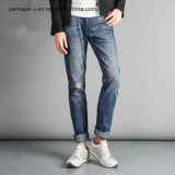 Fashion Clothing Men′s Casual Ripped Jeans