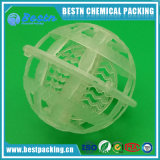 Suspension Biofilm Packing Media Plastic Cage Ball for Waste Water Treatment